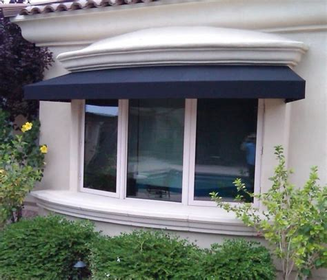 bay window awning awnings perfect for bay windows favorite places spaces