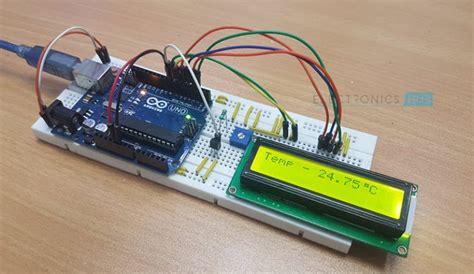 tutorial arduino ds18b20 arduino ds18b20 interface tutorial how to measure