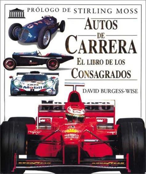 libro coches cars busca libro autos carrera usd 55 10512