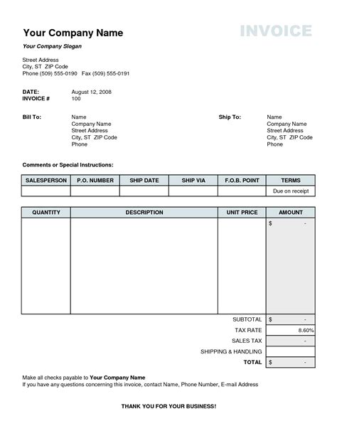 776787665207 australian invoice requirements format for proforma
