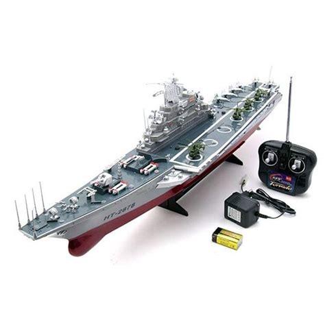 toy boat challenge barco de guerra rc el 233 ctrico portaaviones challenger