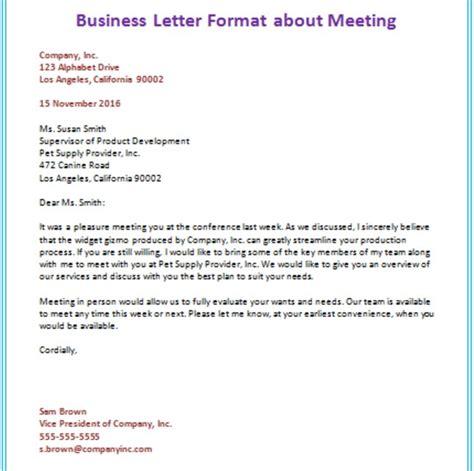 Contoh Business Letter In contoh business letter dan cara membuatnya