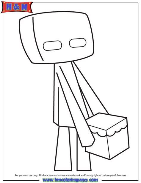 free coloring pages of ender dragon