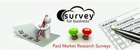 Market Research Paid Surveys - how paid market research surveys are worthy of going for