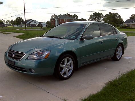 2003 nissan altima 3 5 se related infomation