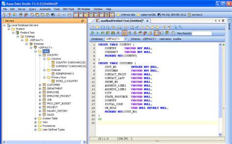 cara membuat erd pada database cara membuat database pada firebird belajar delphi