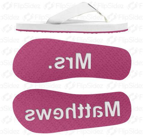braut flip flops wedding flip flops flipsidez