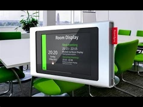 meeting room display screen goget meeting room display systems
