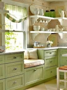kitchens with shelves green favorite quot cottage quot color i antique online