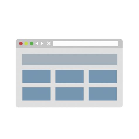 web browser clipart web browser icon motion graphic stock