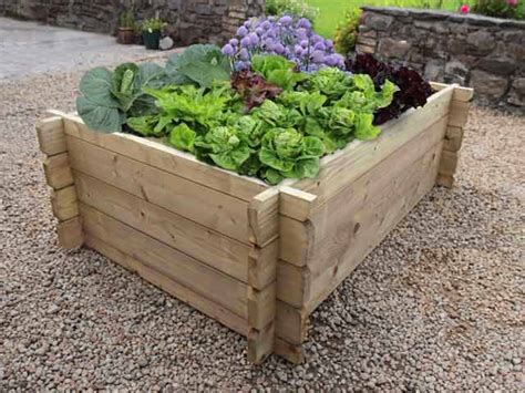 Raised Garden Bed Kits For Vegetable Gardening Raised Vegetable Garden Beds Kits