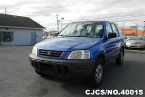 2001 Honda Pilot For Sale 2001 Left Honda Crv Blue For Sale Stock No 40015
