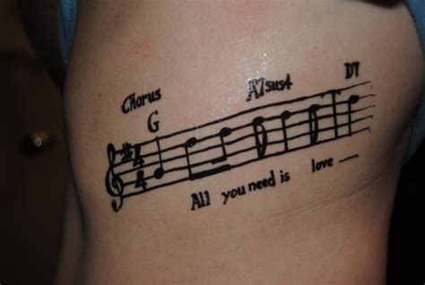 all you need is love tattoo design robbie williams all you need tattooforaweek temporary