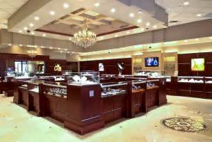 Jewelry Store by Mastercraft Jewelry Stephan Hoffman Archinect