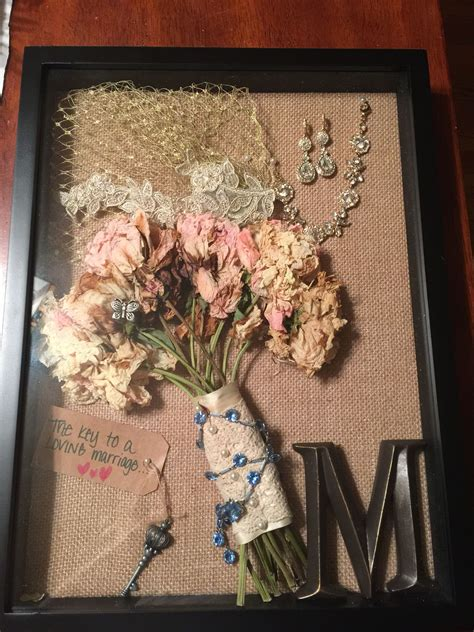 wedding shadow box what else to do with your wedding