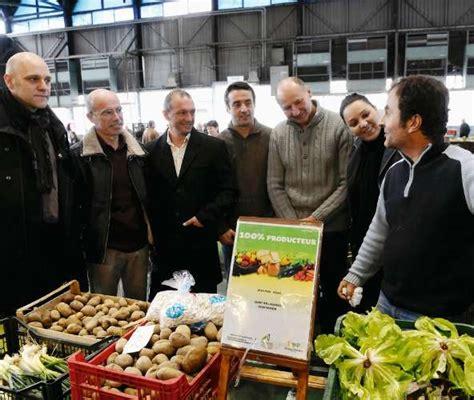 chambre d agriculture pau les halles de pau valorisent les producteurs