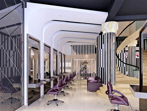 best hair salon interior design in the world with