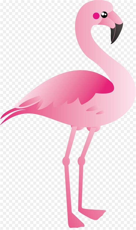 burung flamingo kartun