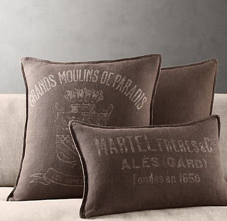 Restoration Hardware Throw Pillows by 24 Best Images About Steunk Bedroom On