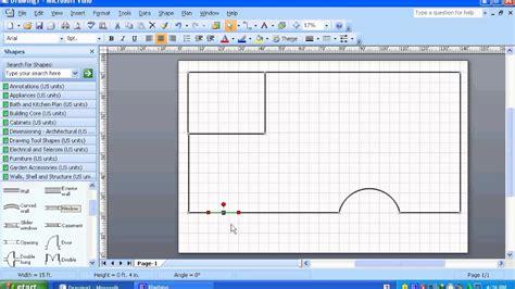 membuat layout ruangan dengan visio membuat denah rumah dengan visio 2007 aplikasi desain
