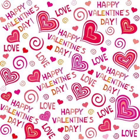 valentines day pattern valentines background background vector