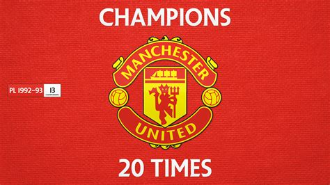 manchester united campe 243 n de la premier league 2012 13
