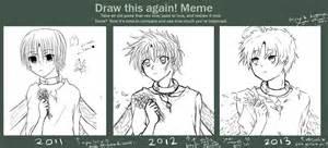 draw this again meme template draw this again meme again lol by rheamii on deviantart