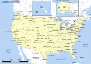 united states map simple free maps of the united states mapswire