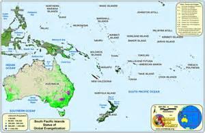 Samoa World Map by Samoa Islands Map Location