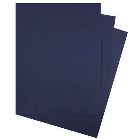 Gbc My Rajut Blues gbc navy linen weave covers