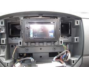 06 08 convert 1 5 din to double din aftermarket radio