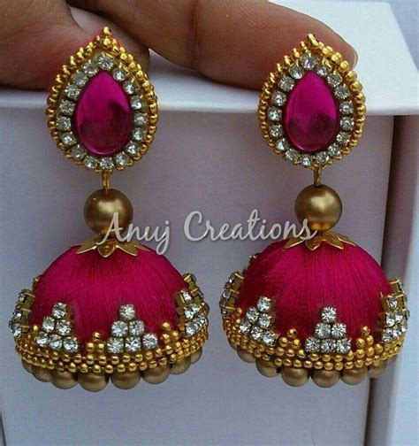 710 best images about silk thread jewelry on