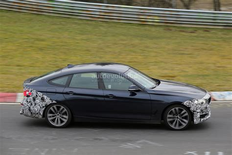 2017 bmw 3 series gt facelift spied testing in germany