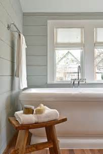 Painting Shiplap White Shiplap Wall Paneling Design Decor Photos Pictures