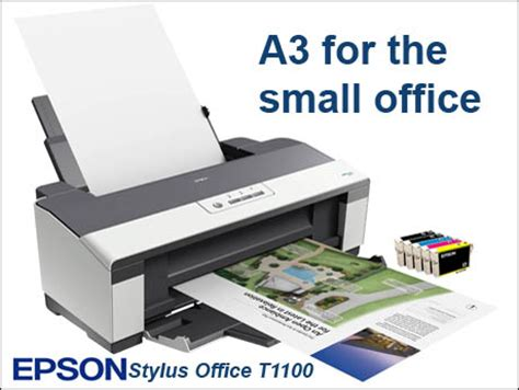 Printer Epson A3 Paper epson s affordable a3 plus inkjet printer