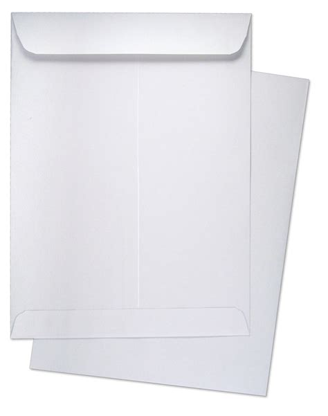 9 X 12 Catalog 28lb White Wove Catalog Envelopes Paoli Envelope 12x9 Envelope Template