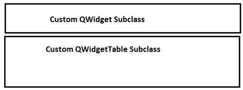 qt layout hide qt how to animate hiding showing of a qvboxlayout widget