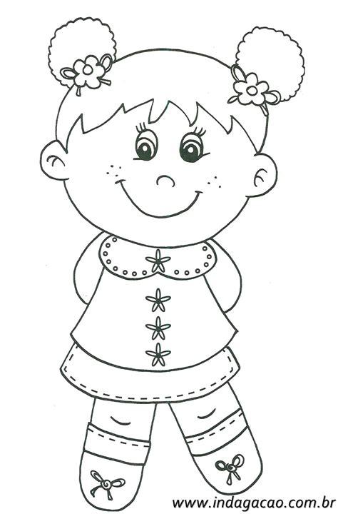 desenho menina desenho de menina para colorir baixar gr 225 tis indaga 231 227 o