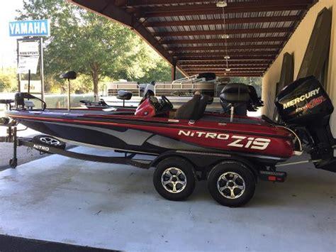 2018 nitro bass boat reviews 2018 nitro z19 z pro package kennesaw georgia boats