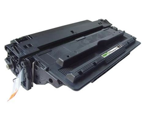 Toner Hp 16a Q7516a Reycle Compatible Murahbagus hp 16a q7516a micr compatible 12000 page yield black