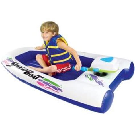 kids speed boat inflatable speed boat for kids make some waves