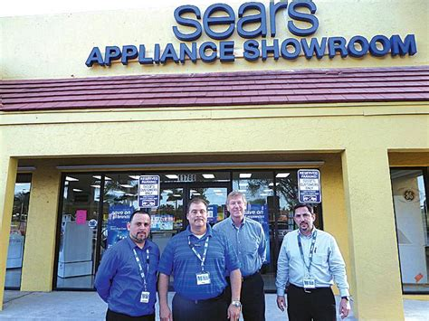 sears home appliance showroom to new location in