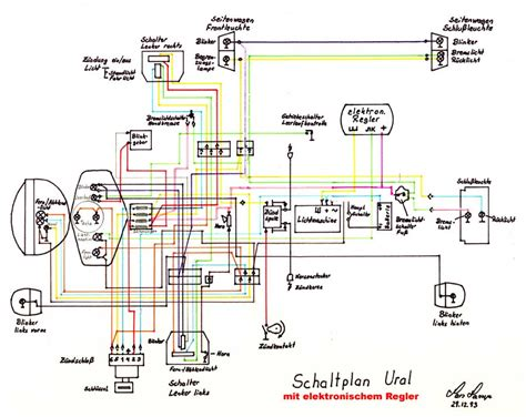 ural parts diagram ural wiring diagram wiring diagram