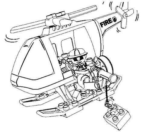 lego vire coloring pages lego duplo fireman helicopter coloring pages batch coloring