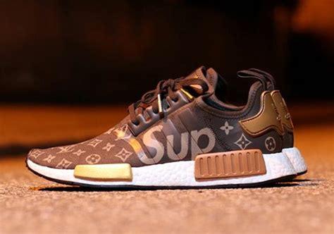 Sepatu Nike Sb Boot Brown 1 here s what a supreme x louis vuitton x adidas nmd