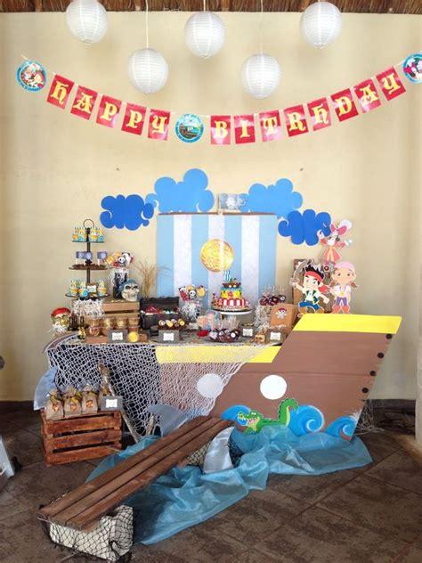 excelentes ideas de decoraci 243 n rom 225 ntica con velas ideas para fiesta del tema jake and the neverland pirates