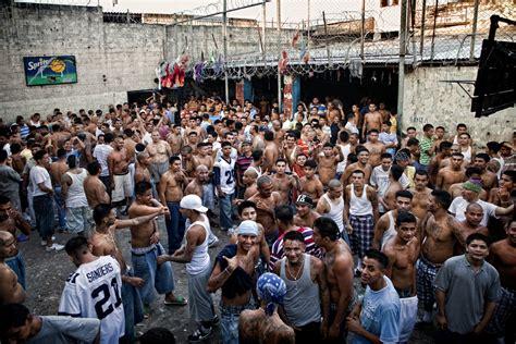 El Salvador Records El N 250 Mero De Pandilleros Encarcelados En El Salvador Bate R 233 Cords