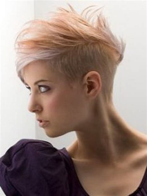 very short mohawk hairstyles for women short mohawk hairstyles for women