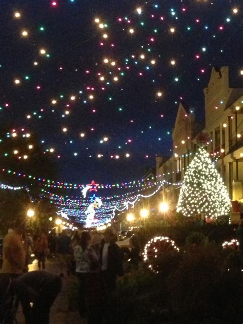 Natchitoches Lights by Festival Of Lights In Natchitoches La 2012 Favorite
