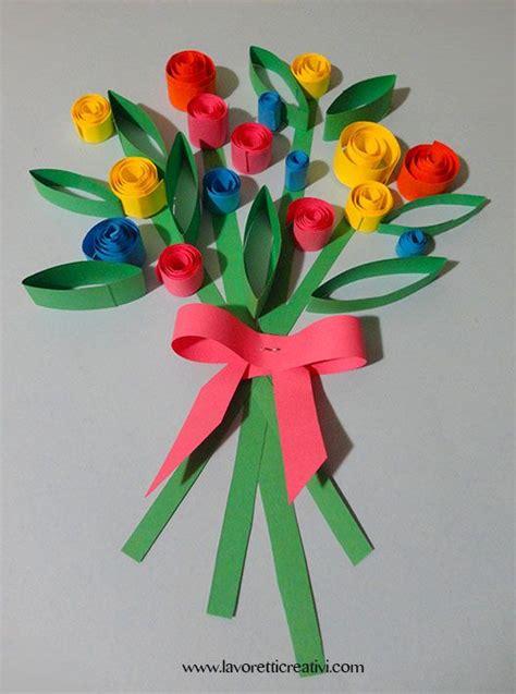bouquet sposa fiori di co oltre 25 fantastiche idee su bouquet di fiori di carta su